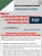 Clase 17_Autorizacion de Inicio de Operaciones