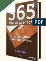 365 Dias de Pregação - Esboços de Sermão