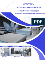 The Proven Choice for Critical Environment Conditions