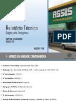 Relatório Técnico - Supermercado Assis