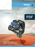 Rotax 582 Maintenance Manual
