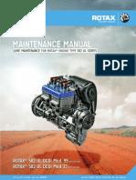 Rotax 582 Maintenance Manual