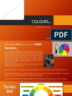 Colours by MCF