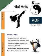 Team Effectiveness(Martial Arts) 1