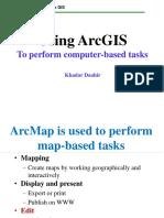 08 Edit data in GIS