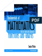 (Fundamentals of Mathematics) Sanjay Mishra - Fundamentals of Mathematics_ Functions and Graphs-Pearson India (2016)