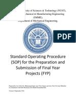 SMME FYP Guidelines v2p1