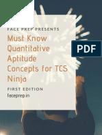 Tcs Ninja Quants Primer