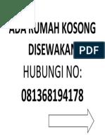 ADA RUMAH KOSONG.docx