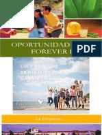 Oportunidad Forever Living