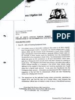 Macadam submission to Jiba/Mrwebi enquiry