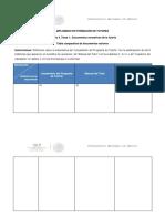 5.1.2. Tabla Comparativa de Documentos Rectores