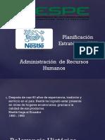 Planificacion Estrategica Nestle