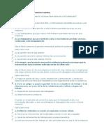 Banco de Preguntas - Derecho Laboral - 2do ciclo