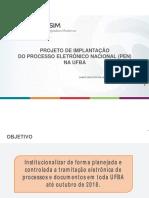 Manual de Procedimentos Para Desenvolvimento Das Atividades de Protocolo Da UFFS