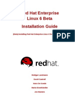 Red Hat Enterprise Linux 6 Installation Guide en US