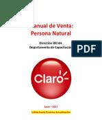Manual Venta Persona JUNIO 2017