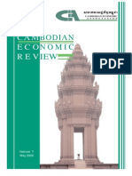 Cambodian Economic Review I 2005