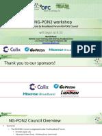 Ofc 2018 Bbf Ng-pon2 Workshop