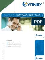 SS7 Datasheet
