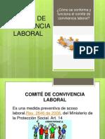 COMITE CONVIVENCIA LABORAL