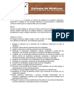 Colegio de Medicos Veterinarios de Honduras