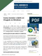 4 - Como instalar o QGIS 2.4 Chugiak no Windows _ _ Anderson Medeiros.pdf