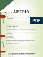 OPTOMETRIA diapositivas