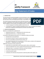 04 Resource - Developing Statements of Duties