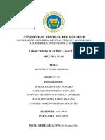 GRUPON °1-INFORME 2-P2-MUESTREO Y CLORO RESIDUAL
