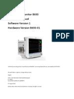 CarescapeB650 Ver 1 Service manual.pdf