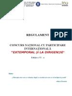 REGULAMENT Concurs Extemporal Si La Dirigentie 2019 (1)