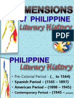 A.1.1 Philippine Literary History