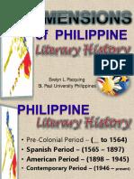 A.1.3 Philippine Literary History_American Period