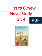 22ticket to curlew 22 unit plan - grade 4 - language arts