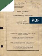 01-5MA-1 (PBY-5A - Pilot's Handbook and Flight Operating Instructions) 2