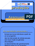 12º Ano B2 Reproduo Assexuada 2018 2019