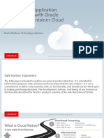 Application Container Cloud Service