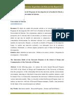 Olaizola-El modelo de innovación del Programa de Investigación de la Facultad de Diseño y Comunicación de la Universidad de Palermo-RAES 9.pdf