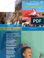 Plan Regional de Saneamiento Apurimac