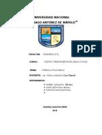 Informe de Formula Polinomica (1)
