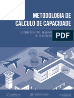 METODOLOGIA DE CÁLCULO DE CAPACIDADE AEROPORTUÁRIA (SANTARÉM)