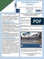 Carrabelle Chamber of Commerce E-Newsletter for January 18th