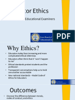 boee educator ethics ppt new 2018