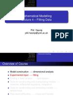 Maths model