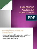 Emergências Médicas Em Odontologia Bonito