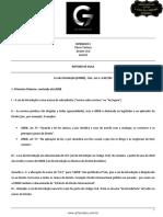 Aula 01 - Flávio Tartuce - Direito Civil