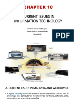 Chapter 10 Current Issues in Information Technology
