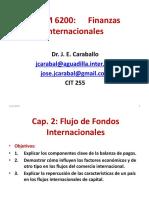 BADM 6200 Cap 2 Flujo de Fondos Internacionales Nov 2018 Mdura
