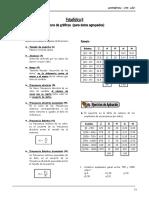 Aritmetica 4 - Estadística II